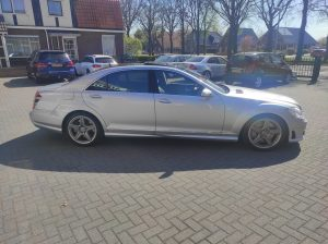 Mercedes S65 AMG W221 13