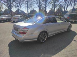 Mercedes S65 AMG W221 11