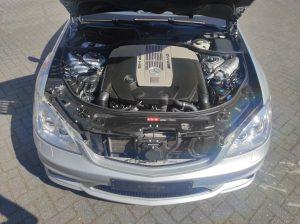 Mercedes S65 AMG W221 5