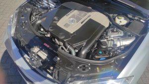 Mercedes S65 AMG W221 2