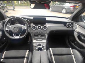 Mercedes C63S AMG Combi 8