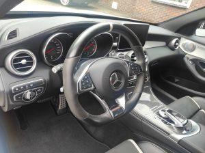 Mercedes C63S AMG Combi 6