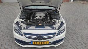 Mercedes C63S AMG Combi 3